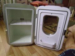 Автомобильный холодильник Акция