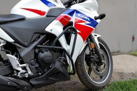 Багажники купити на мотоцикл. Бічні рамки для мотоциклів