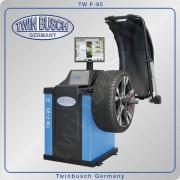 Балансировочные стенды, балансировочное оборудование Twin Busch