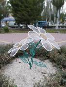 Декор з Металу Дерева Скульптура Сад Будинок Парк благоустрою