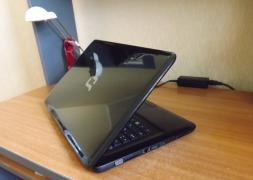 Деловой ноутбук для работы HP Compaq CQ58