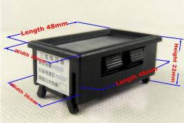 Digital voltmeter DC 0-200v