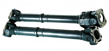 drive shaft for machinery