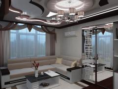 Дизайн проект інтер'єру від дизайн студії Романа Москаленко