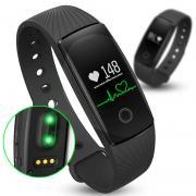 Фитнес браслет ID 107 - мониторинг вашего пульса в течении 24 ча