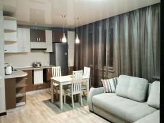 For the first time. 2 com. apartment in new Building with Renovated and furnished