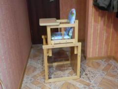 Годувальний столик-трансформер