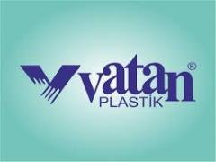 High quality greenhouse film Vatan Plastik, Turkey. Selling