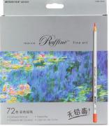 Карандаши Marco Raffine 72 цвета