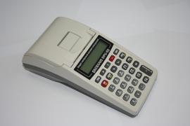 Кассовый аппарат Экселлио DPU-50 Б/У (без модема)