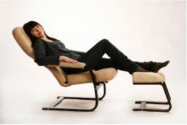 Крісло качалка в кабінет психолога