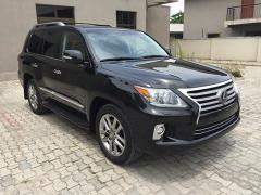 Lexus LX i want to sell My Lexus 2013 SUV USED