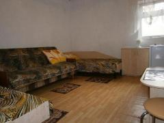 Lounge by the sea with amenities, Odessa