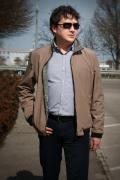 Мужская демисезонная куртка на молнии Astoni Quatro