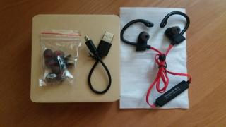 Новые Bluetooth-Наушники с Микрофоном для IOS и Android устройст