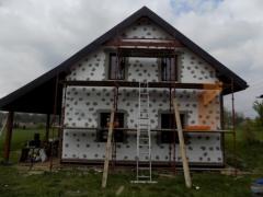 Нужны строительные бригады для утепления домов в Польшу