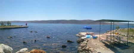 Отдых на море. Хорватия. Seline - Starigrad Paklenica