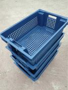 Пищевые хозяйственные пластиковые ящики для мяса молока рыбы