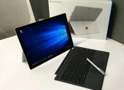"Планшеты iPad Microsoft Surface Pro 4 12.3 ""сенсорный планшет"