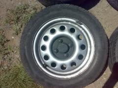 Продам оригинальные диски VW 4*100 R14 летняя резина
