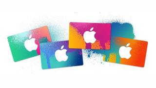 Продам USA iTunes Gift Cards. В наличии все номиналы