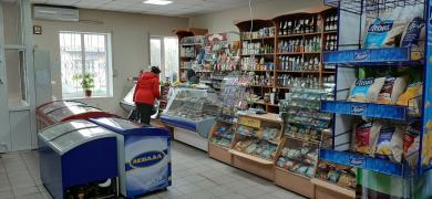 Selling a store in the city center total area 260 sq. M. Bargaining sq. 220 sq. M