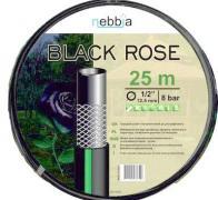 Шланг для полива 12,5 мм (12'') 25 m Black Rose Италия