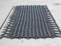Шинозащитные цепи (кольчуги)