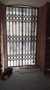 Sliding metal grilles for windows, doors, showcases