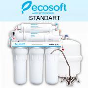 Система зворотного осмосу Ecosoft Standard з мінералізатором (MO6