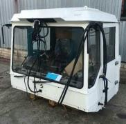 The cabin of the tractor T-150K new complete