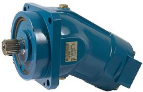 The hydraulic motor (move, rotate) for excavator