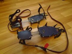 VauDe alpinist crampons Offer