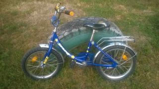 Велосипед детский (ТОРГ УМЕСТЕН)