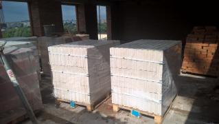 Виробляємо і продаємо пазогребневі гіпсоплити для стін