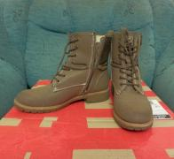 Women's leather shoes Landrover winter winter. Germany