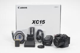 XC15 Canon 4K Professional Camcorder