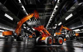 Запасные части к дорожно-строительной технике Hitachi