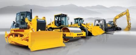 Запасные части к дорожно-строительной технике Shantui